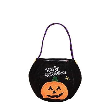 GLOGLOW Halloween Trick or Treat Bolsas de cordón Bolsas de ...