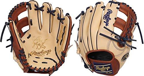 (Rawlings Heart of The Hide Gold Glove Club Baseball Glove (November 2018) (11.25))
