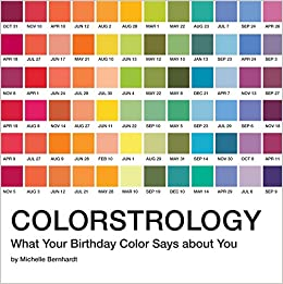Colorstrology What Your Birthday Color Says About You Michele