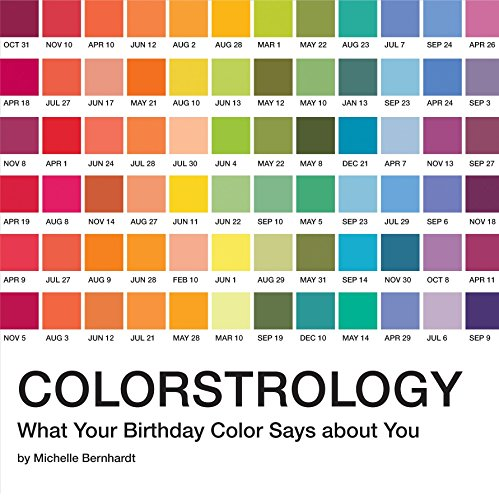 Colorstrology: What Your Birthday Color Says about You ()