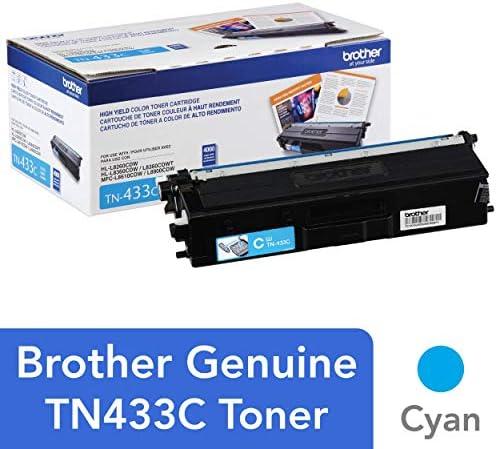 Brother Cartridge TN433C Replacement Replenishment