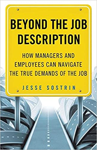 amazon beyond the job description how managers and employees can