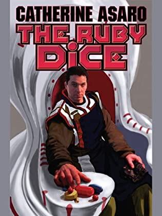 book cover of The Ruby Dice