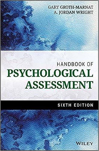 Handbook of psychological assessment kindle edition by gary groth handbook of psychological assessment 6th edition kindle edition fandeluxe Images