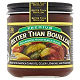 Better Than Bouillon Vegetable Base (6x8Oz)