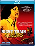 Night Train Murders [Blu-ray] cover.