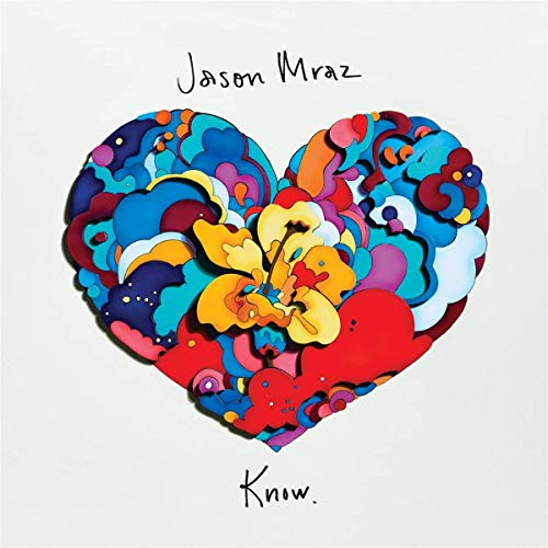 Which are the best know jason mraz vinyl available in 2019?
