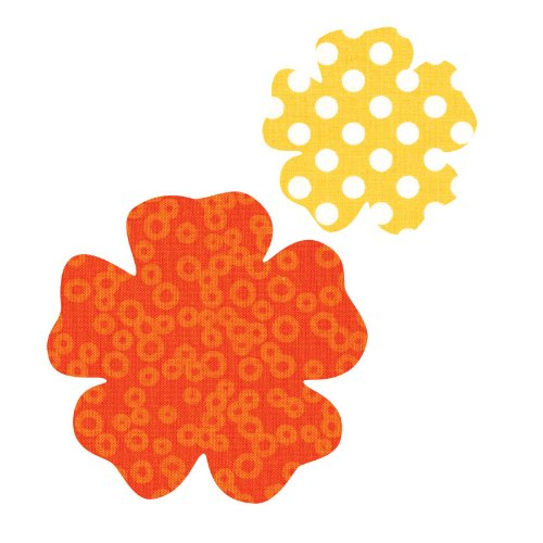 Sizzix Bigz Die Flower Layers #14 by E.L. Smith, Set of 1 ()