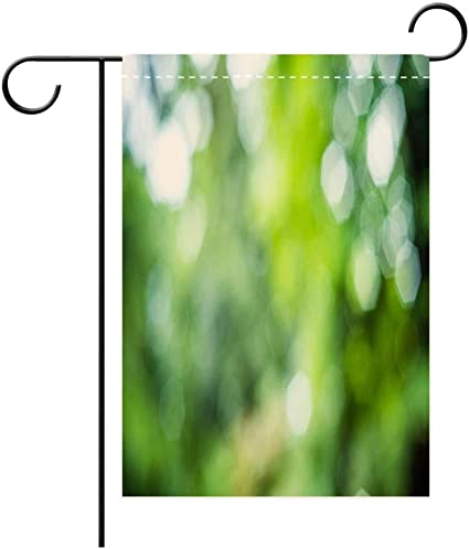 Amazon.com: BEICICI Bandera de jardín de doble cara Premium ...