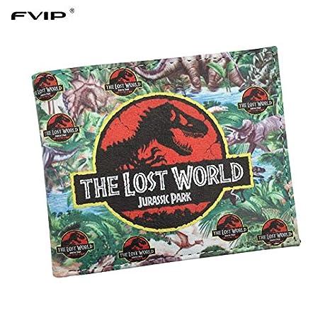 SWVV Anime Cartera Las películas de El Mundo Perdido ...