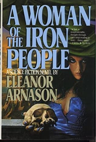 book cover of A Woman of the Iron People