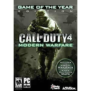 Call of Duty 4: Modern Warfare pc game india