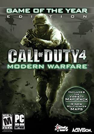 Crack call of duty 4 modern warfare for mac os
