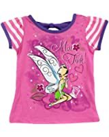 Tinkerbell Toddler Pink T-Shirt