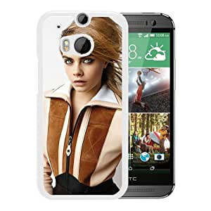 New Custom Designed Cover Case For HTC ONE M8 With Cara Delevingne Girl Mobile Wallpaper(169).jpg