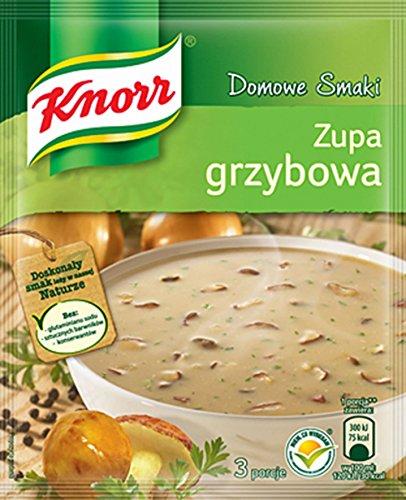 (Knorr Mushroom Soup Fix 3-pack 3x50g/3x1.77oz)