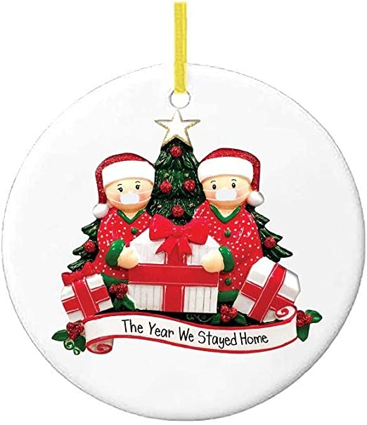 Free Product With Purchase Christmas 2020 Amazon.com: VJGOAL 2020 Christmas Pendant Hanging Tree with Family