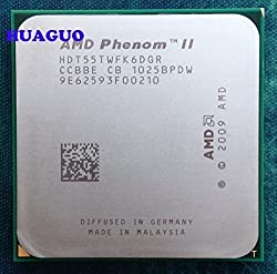 Image of the product AMD Phenom II X6 1055T 28 that is listed on the catalogue brand of AMD.