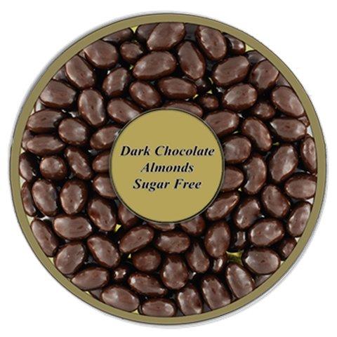 Dark Chocolate covered Almonds Sugar Free