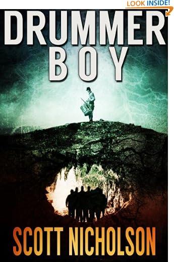 Drummer Boy: A Supernatural Thriller by Scott Nicholson