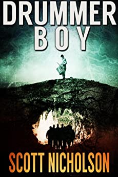 Drummer Boy: A Supernatural Thriller by [Nicholson, Scott]