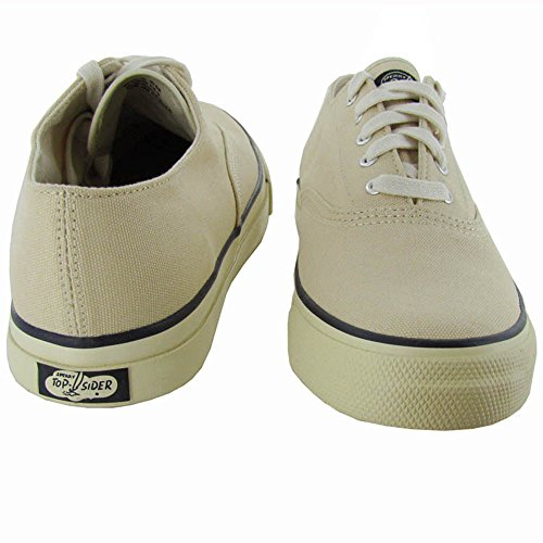 Sperry Top-sider Mujer Cvo 1 Barco Zapato Birch Canvas