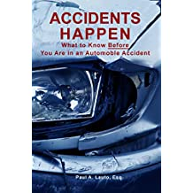 Accidents Happen: What to Know What to Know Before Being Involved in a Motor Vehicle Accident