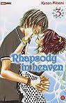 Rhapsody in heaven, tome 3 par Minami