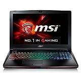 "XOTIC MSI GE62 Apache Pro-008 - 15.6"" IPS Gaming Laptop Intel Core i7-7700HQ GTX1050Ti 16GB DDR4 1TB HDD Win10 Kabylake"