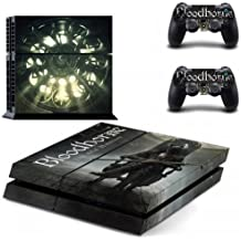 BLOODBORNE DESIGNER SKIN FOR SONY PS4 AND CONTROLLER SETS