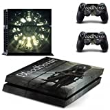 BLOODBORNE DESIGNER SKIN FOR SONY PS4 AND CONTROLLER SETS Review