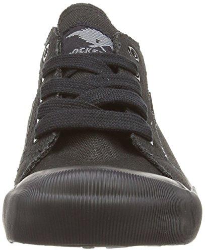 Rocket Dog Jazzin Damen Sneakers Schwarz (BLACK AA0)