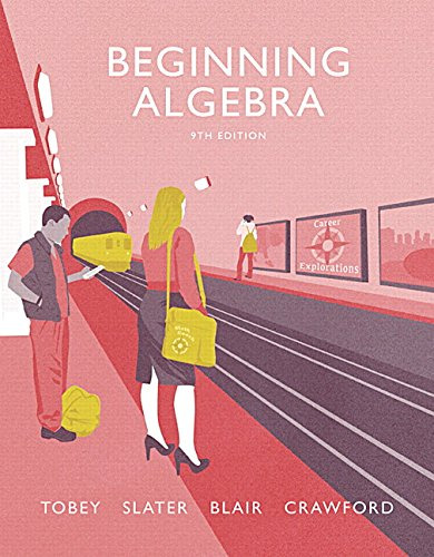 Beginning Algebra (9th Edition)
