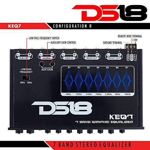 Buy 7 channel amp