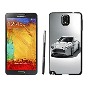 Popular And Unique Designed Case For Samsung Galaxy Note 3 N900A N900V N900P N900T With White Aston Martin Racing Car Phone Case Cover