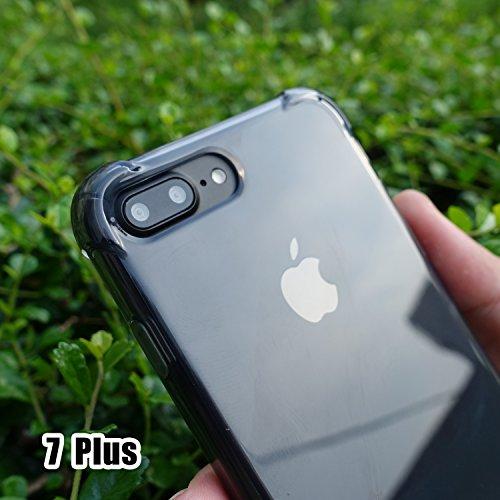 NeWisdom Crystal JetBlack Absorbing iPhone7