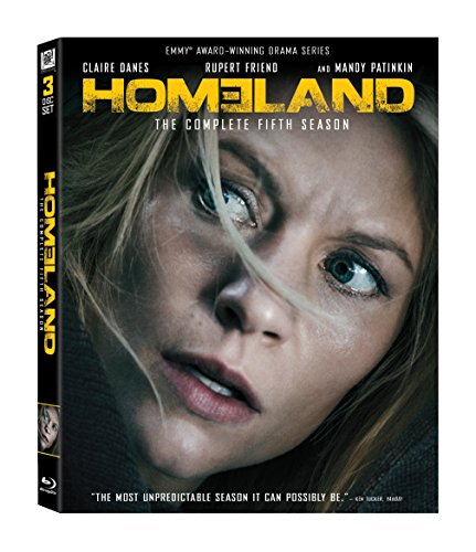 Homeland - Season 5 [Blu-ray]