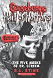The Five Masks of Dr. Screem (GB Hall of Horrors Se - 3)