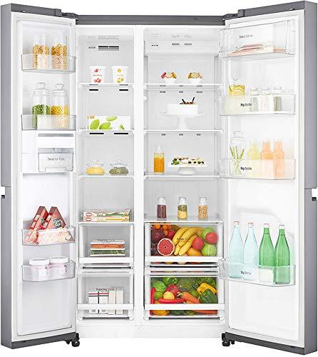 LG 687L  Side by Side Refrigerator