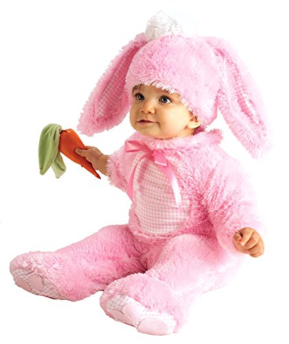 Precious Pink Wabbit Costume - Newborn