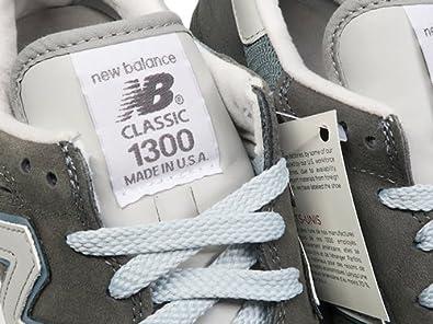 45595c1b5d3e9 Amazon | [ニューバランス] M1300 CLS MADE IN USA グレー 灰 アメリカ製 [並行輸入品] | new balance( ニューバランス) | スニーカー