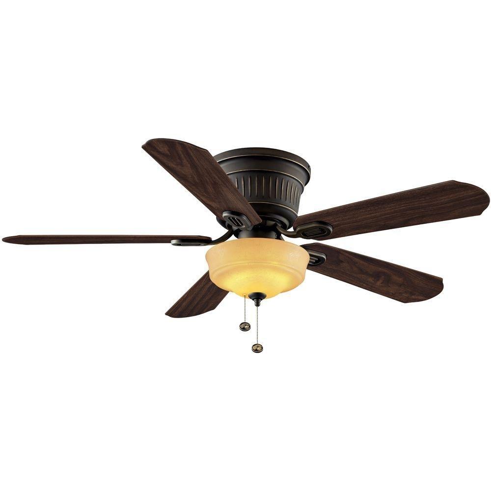 Ceiling Fan Lynwood 52 in. Oil Rubbed Bronze Indoor