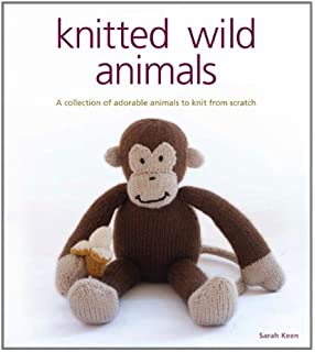 6bd13ba97 Knitted Wild Animals  15 Adorable