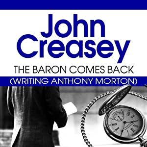 The Baron Comes Back Audiobook