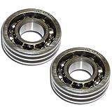 Stihl TS410, TS420 Crankshaft bearing set replaces 9503-003-0351