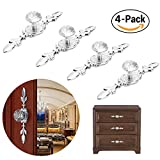 Best Base Plate For Knobs - Drawer Pull Handles Knobs, DDSKY Diamond Crystal Knobs Review