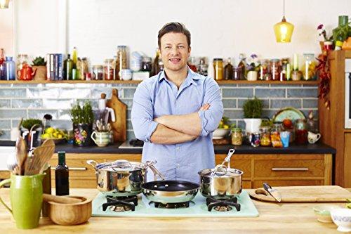 Tefal e80388 jamie oliver sart n for Jamie oliver utensilios de cocina