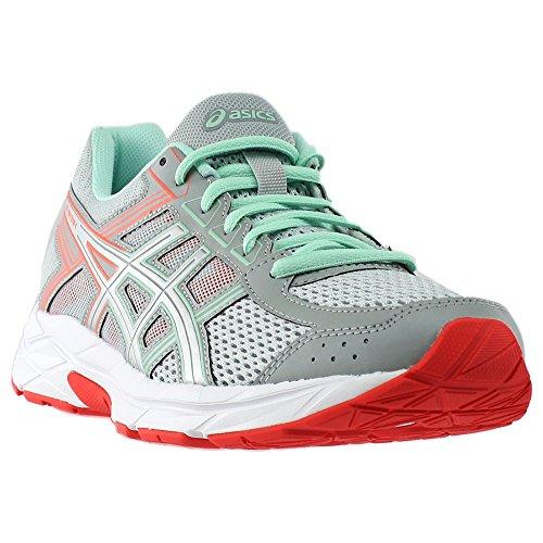 ASICS Women's Gel-Contend 4 Running Shoe High Rise / Silver / Bay