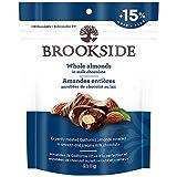 BROOKSIDE Milk Chocolate, Whole Almonds, 210 Gram