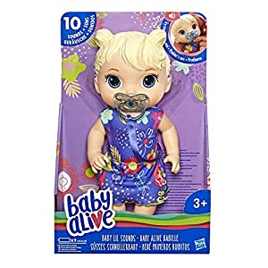Baby Alive Baby Lil Sounds, In...